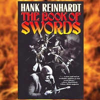 Book of Swords by Hank Reinhardt, who spent his life studying, making and using swords--the definitive book about swords!