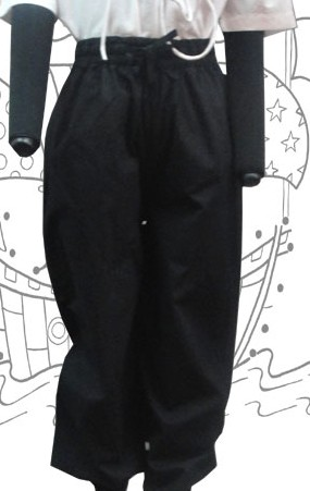 Boys' Capt Booth pirate pants