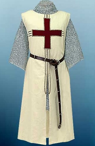 Robert DeSable Crusader Tunic