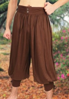 Tavern Wench Ensemble with double skirt, reversible bodice and Classic short chemise.