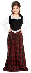 Girls' Highland dress