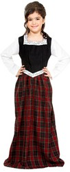 Girls' Highlands dress.