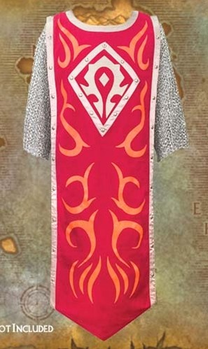 Horde Tabard from World of Warcraft