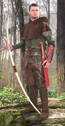 Robin Hood Outfit from the 2010 Universal Pictures Movie